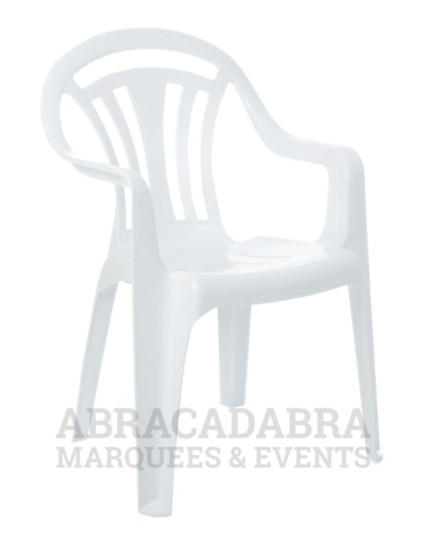 Plastic Bistro Chair